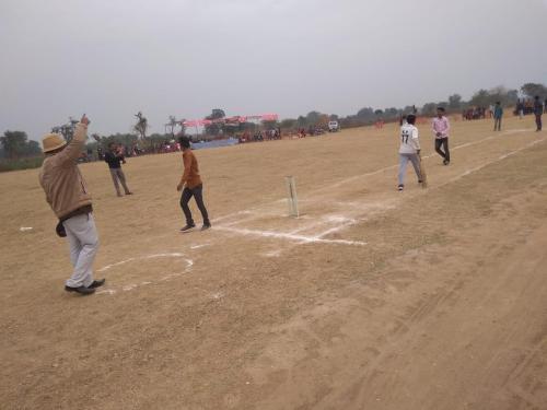 Khelkood - Bhalaphek, Lambikood, Race, Cricket (23/01/2019)